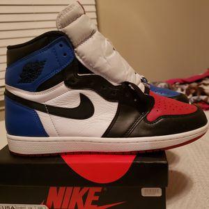 Jordan 1 - Top 3- Size 11 for Sale in Lubbock, TX