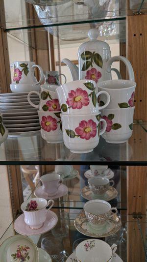 Bavarian china dessert set for Sale in Zephyrhills, FL