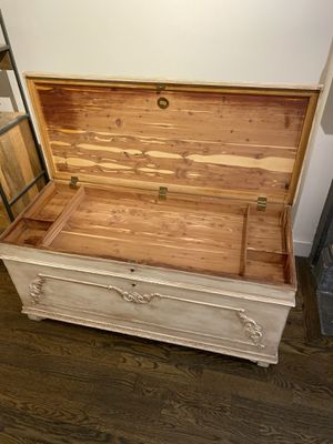 Antique Cedar Chest for Sale in New York, NY