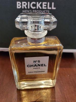 Chanel no 5 eau premiere perfume 3.4 oz for Sale in San Bernardino, CA