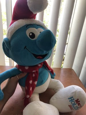 Giant blue smurf for Sale in San Diego, CA