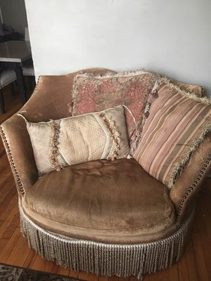 Furniture for sale and Washer and dryer and a new deep freezer for sale And a dinette set brand new for Sale in Detroit, MI