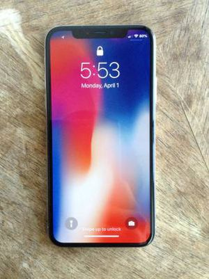 iPhone X with a 30 Day Warranty! (Unlocked) for Sale in Los Angeles, CA
