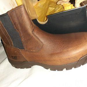 Cat Work Boot Women Steel Toe Size 9 for Sale in Summit, IL