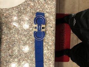 Ferragammo belt for Sale in Las Vegas, NV