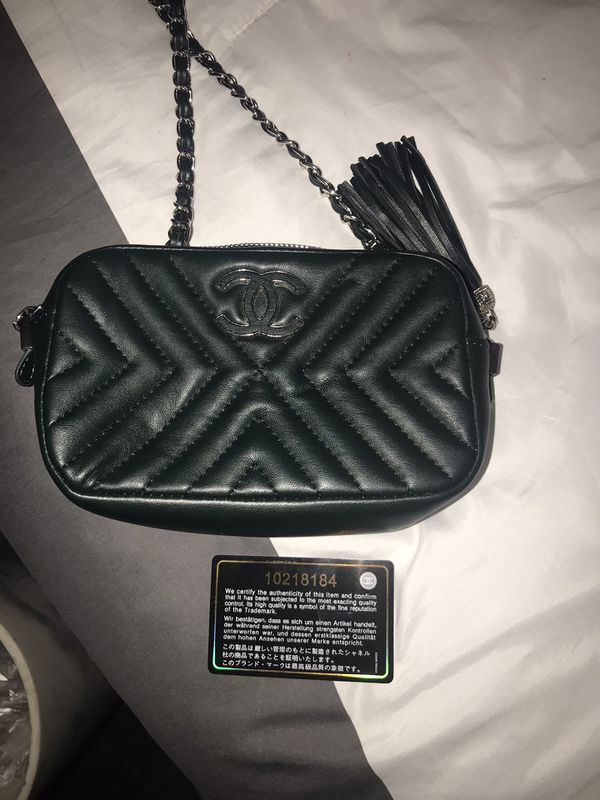 Chanel Smolder Bag