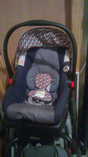 Graco car seat for infant for Sale in Tampa, FL