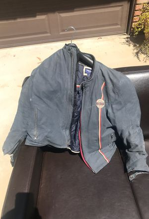 Triumph motorcycle jacket for Sale in Riverside, CA