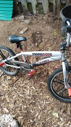 Mongoose Rebel bmx for Sale in Portland, OR
