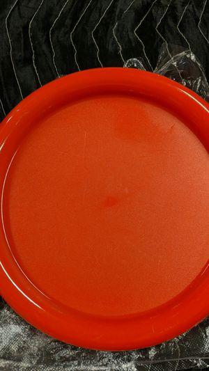 Red hard plastic plate holders for Sale in Mattawa, WA