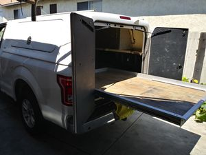 Snugpro/ commercial camper with cargo slides for Sale in Vista, CA