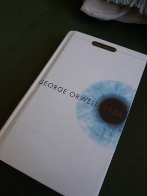 1984 (HARDCOVER) by George Orwell for Sale in Missoula, MT