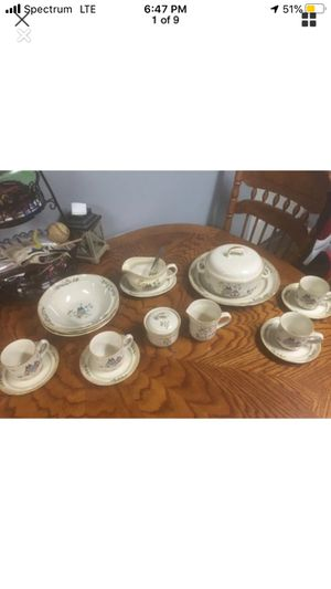 Antique Heartland dishes FULL SET for Sale in Norton, OH