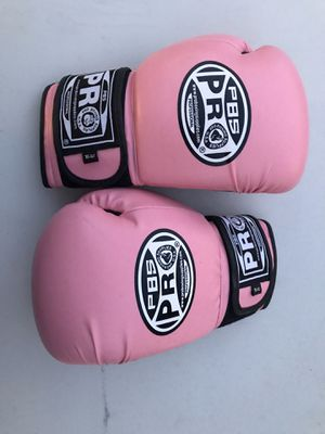 Pink Boxing Gloves for Sale in Bakersfield, CA