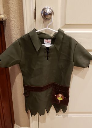 Disney Kids Peter Pan costume for Sale in Fresno, CA
