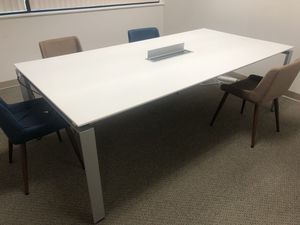 """Rectangular conference table 30""""H x 48""""W x 96""""L for Sale in Sunnyvale, CA"""