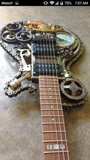 Custom made guitar for Sale in St. Louis, MO