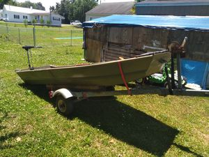 12foot Jon boat for Sale in Coats, NC
