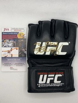 Ronda Rousey Signed Official UFC Fight Glove With JSA Cert for Sale in Houston,  TX