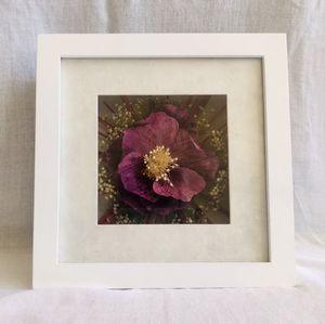 Flower 🌺 Shadow Box Picture Art Home Decor for Sale in El Cajon, CA