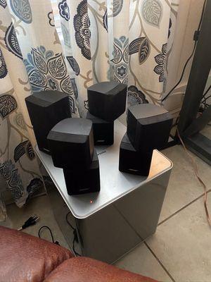 $$$4 Bose Double Cube Speakers 2nd Gen$$$ for Sale in Queen Creek, AZ