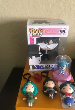 Good condition Mini sailor moon collection for Sale in Moreno Valley, CA