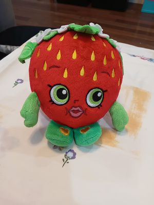 Strawberry Shopkin Plush for Sale in East Chicago, IN