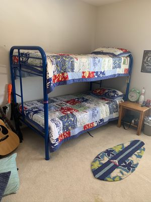 Bunk Beds with 2 dressers for Sale in Las Vegas, NV
