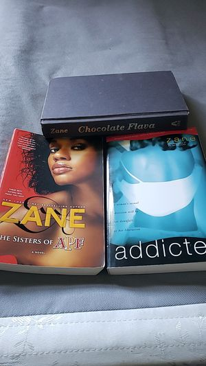 3 SEXY SENSATIONAL BOOKS by ZANE for Sale in Manchester, CT