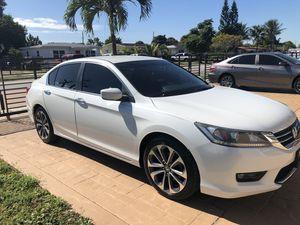 2014 Honda Accord sport for Sale in Hialeah, FL