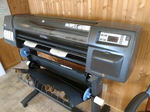 Designjetn 1055cm printer for Sale in Blountville, TN