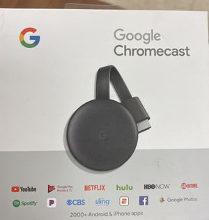 Chromecast for Sale in Durham, NC