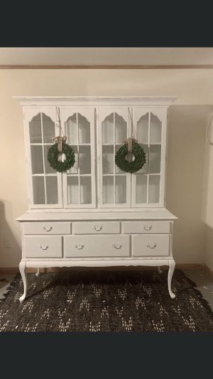 Farmhouse French Country Hutch for Sale in Starkville, MS