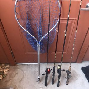 Fishing Rods for Sale in Phoenix, AZ