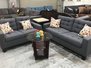 2 pc couch set for Sale in West Covina, CA