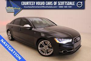 2013 Audi S6 for Sale in Scottsdale, AZ
