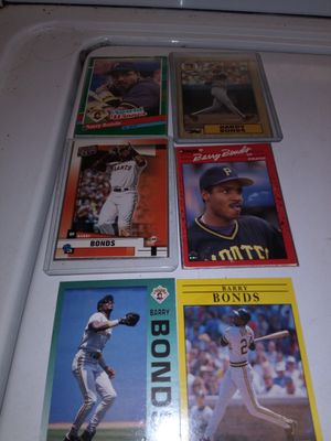 Barry Bonds and Bobby Bonilla baseball cards for Sale in Penn, PA