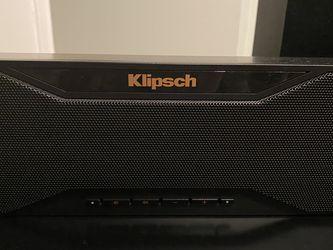 Klipsch R-20B Soundbar with Wireless Subwoofer for Sale in Chicago,  IL