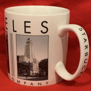 Collectible Starbucks Coffee Mug - Los Angeles for Sale in Stevenson Ranch, CA