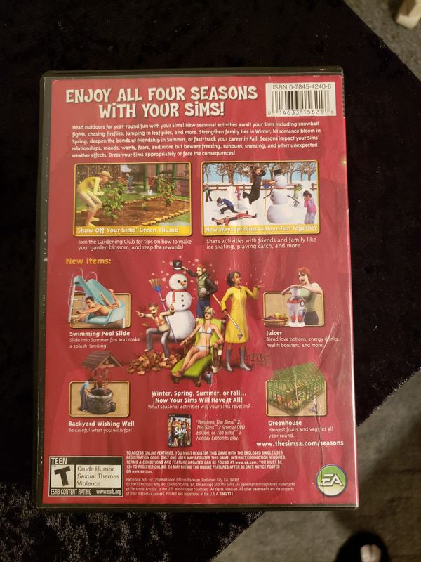 SIMS Expansion Packs