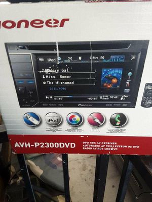 Pioneer car stereo for Sale in Seal Beach, CA