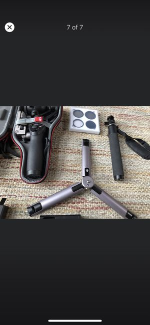 DJI osmo+ for Sale in Edna, TX