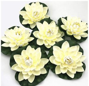 30 floating foam flowers for pool or any body of water for Sale in San Diego, CA