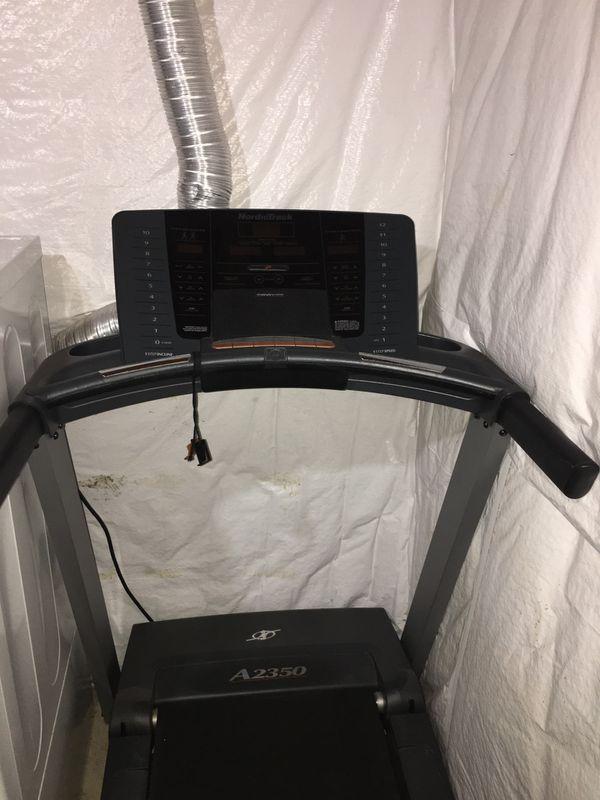 NordicTrack iFit Treadmill A2350