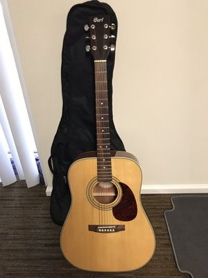 Acoustic Guitar Cort Earth 70 for Sale in Wildwood, MO