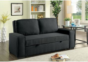 🔥New! Quality urban Dark grey loveseat sleeper for Sale in San Diego,  CA