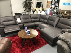 Brand new Sectional sofa with 3 seats recliners for Sale in North Richland Hills, TX