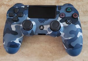 Blue Camo PS4 Controller for Sale in Tracy, CA