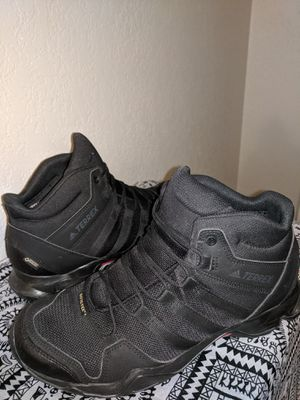 Adidas boots men9.5 for Sale in Sequim, WA