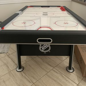 NHL Air Hockey table for Sale in Carlsbad, CA